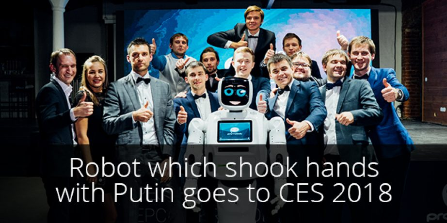 Robot-which-shook-hands-with-Putin-goes-to-CES-2018